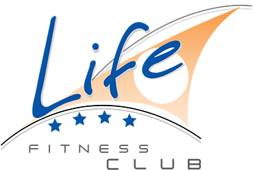 Logo life fitness club